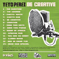 Yeyo P�rez - Be Creative
